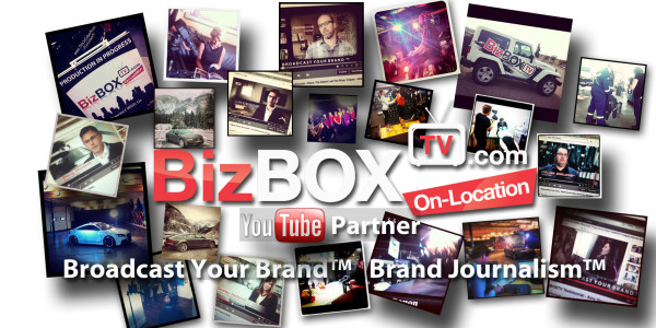 YouTube Video Production Partner, BizBOXTV